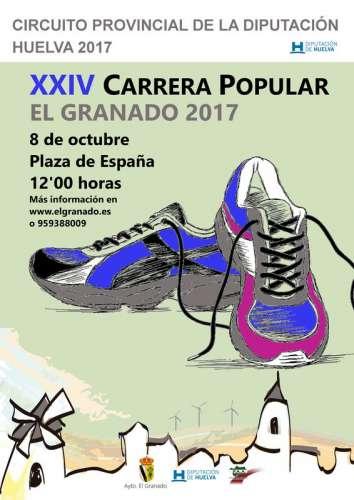 XXIV Carrera Popular El Granado