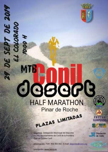 MTB Conil Desert Half Marathón