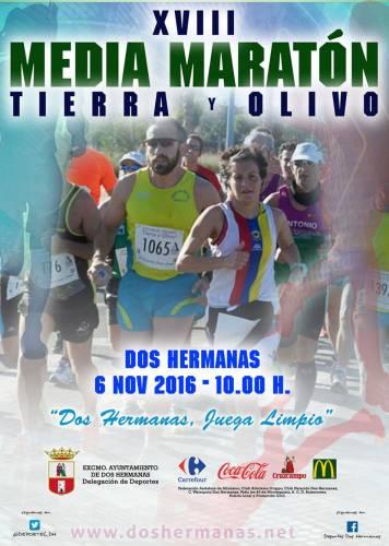 XVIII Media Maratón Tierra y Olivo
