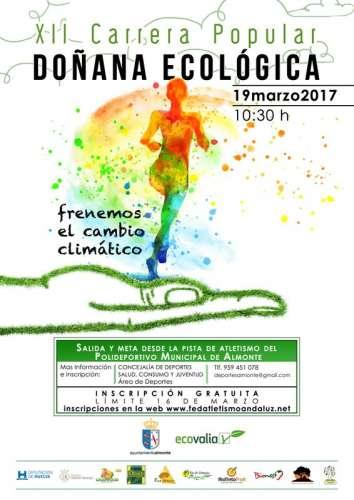 XII Carrera Popular Doñana Ecológica