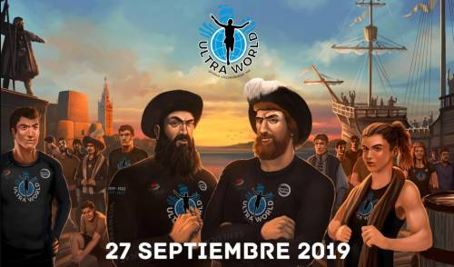Ultraworld 2019 Suspendido