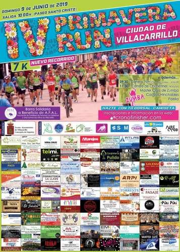 IV Primavera Run Ciudad de Villacarrillo