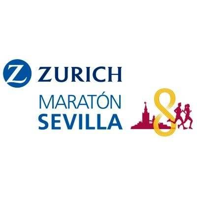 Carrera XXXVII Zurich Maratón de Sevilla
