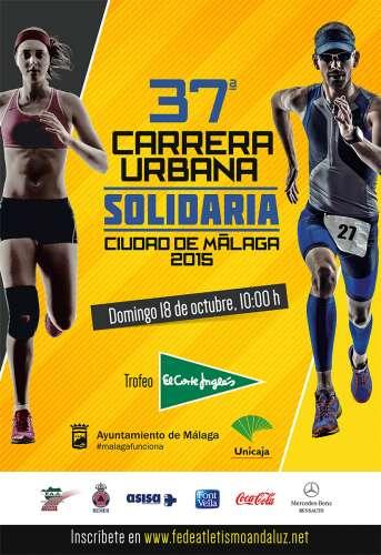 37 Carrera Urbana Solidaria Ciudad de Malaga