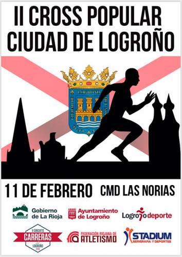 II Cross Popular Ciudad de Logroño