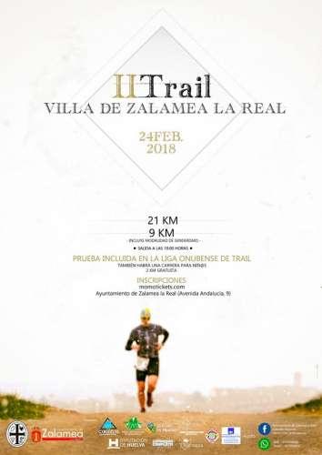 II Trail Villa de Zalamea la Real