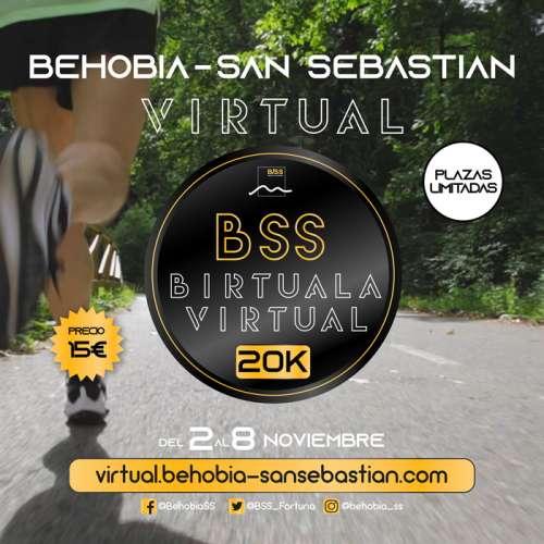 Carrera 56 Behobia-San Sebastián Virtual
