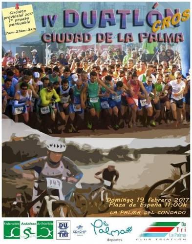 IV Duatlón Cros Ciudad De La Palma
