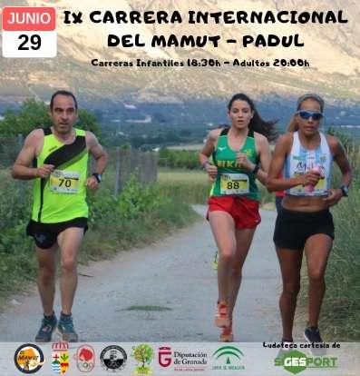 IX Carrera Internacional del Mamut