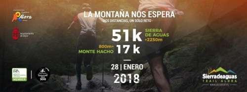 III Trail Álora Monte Hacho