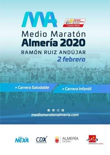 Carrera XXIII Medio Maratón Ciudad de Almería