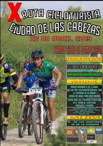 X Ruta Cicloturista Ciudad de Las Cabezas