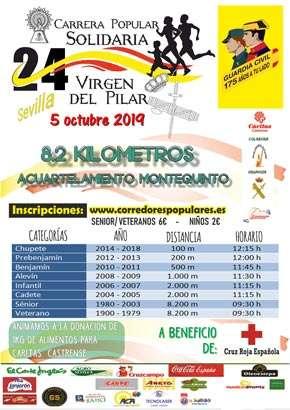 XXIV  Carrera Popular Solidaria Virgen del Pilar