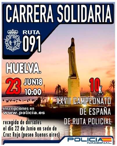 Carrera Solidaria Ruta 091
