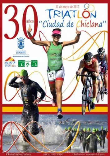 XXX Triatlón Ciudad De Chiclana