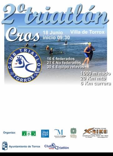 II Triatlón Cros Villa De Torrox