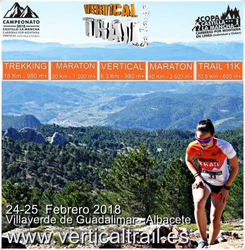 Media Maratón Trail La Saga