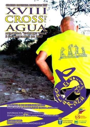 XVIII Cross del Agua de Galaroza