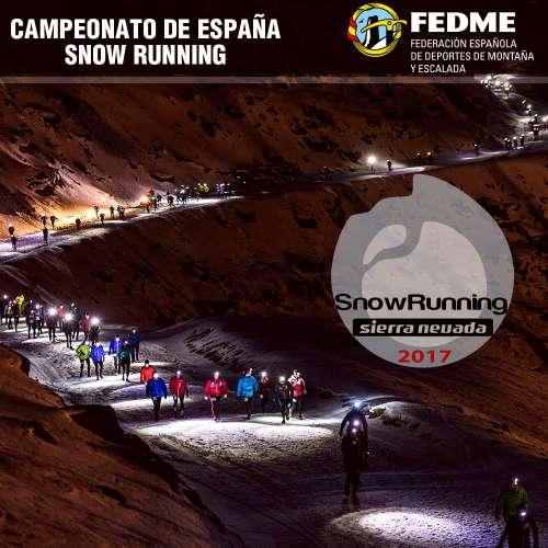 6ª Snow Running Sierra Nevada