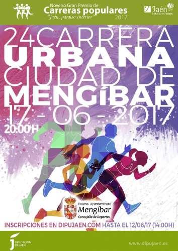 24º Carrera Urbana de Atletismo Ciudad de Mengibar