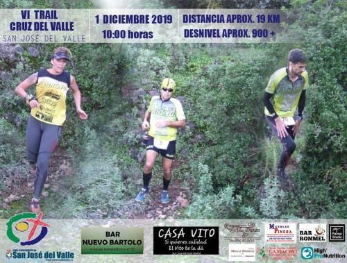 VI Trail Cruz del Valle