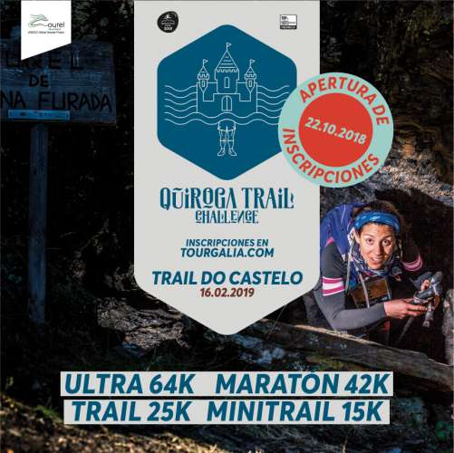 Carrera de Monta�a Trail do Castelo
