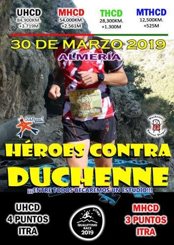 Medio Trail Héroes Contra Duchenne