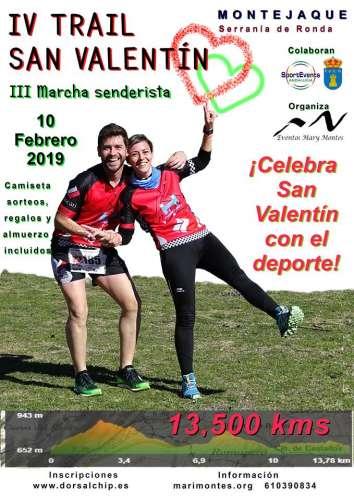 IV Trail San Valentín