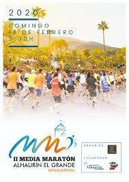 II Media Maratón Alhaurín el Grande Monumental