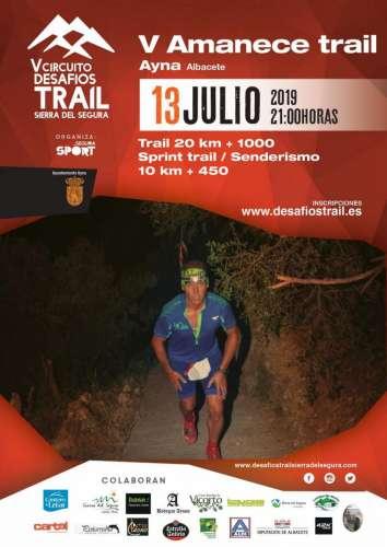 V Amanece Trail
