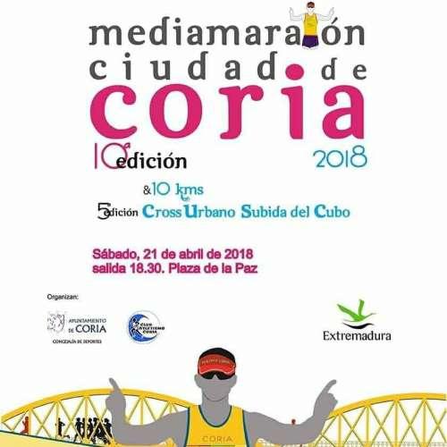 X Media Maratón Ciudad de Coria