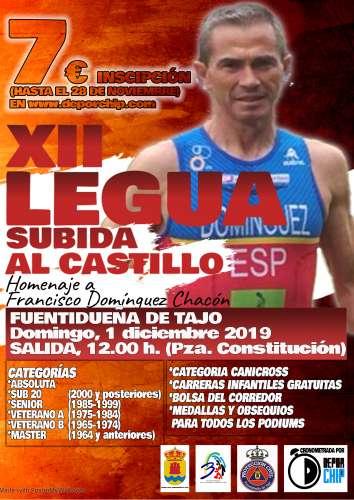XII Legua Popular Subida al Castillo