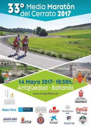 XXXIII Medio Maratón del Cerrato
