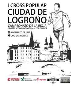 I Cross Popular Ciudad de Logroño
