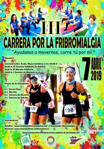 III Carrera por la Fibromialgia