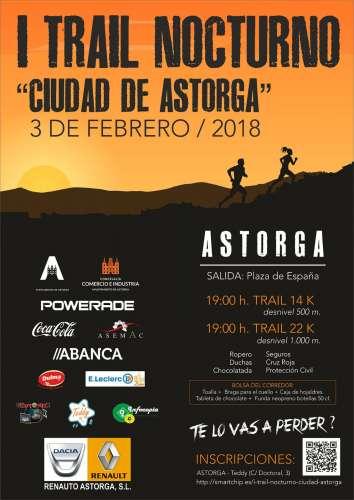I Trail Nocturno Ciudad de Astorga