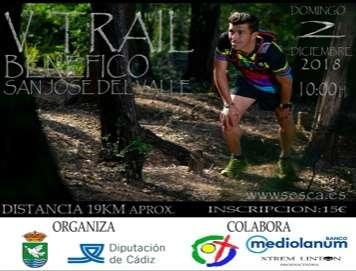 V Trail Cruz del Valle