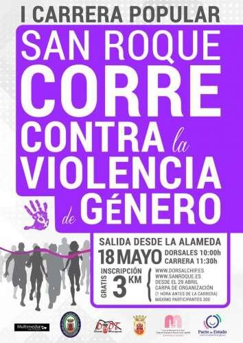 I Carrera Contra la Violencia de Género
