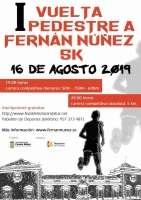 I Vuelta Pedestre Fernán Núñez