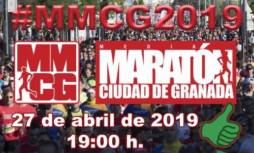 Carrera 37 Media Maratón Ciudad de Granada