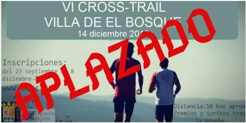 VI Cross-Trail Villa de El Bosque
