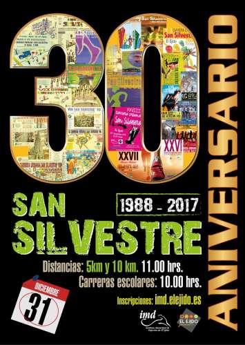 XXX Carrera Urbana San Silvestre
