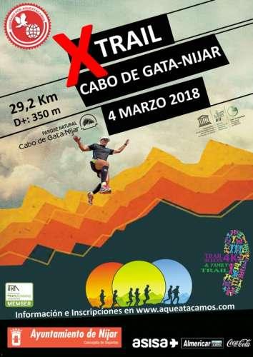 Carrera X Trail Cabo de Gata Nijar