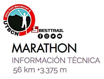 Marathon  Trail Barcelona