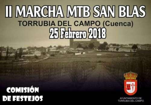 Carrera II Marcha MTB San Blas