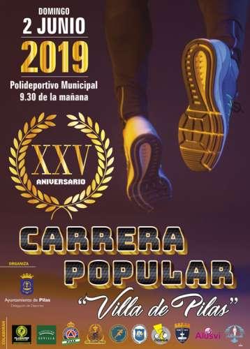 XXV Carrera Popular Villa de Pilas