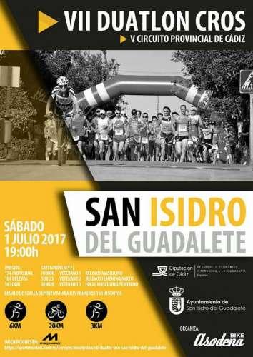 VII Duatlon Cros San Isidro del Guadalete