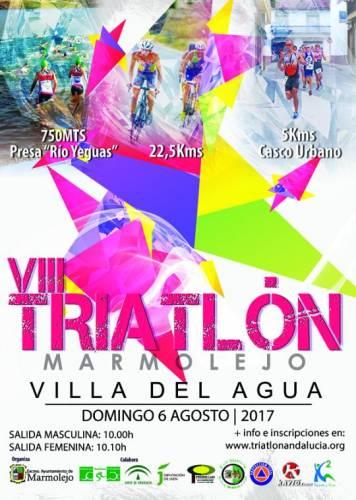 VIII Triatlón Villa Del Agua