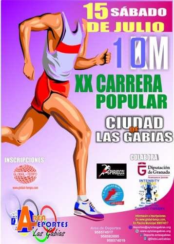 XX Carrera Popular Ciudad de las Gabias