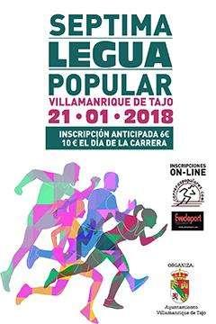 VII Legua Popular de Villamanrique de Tajo